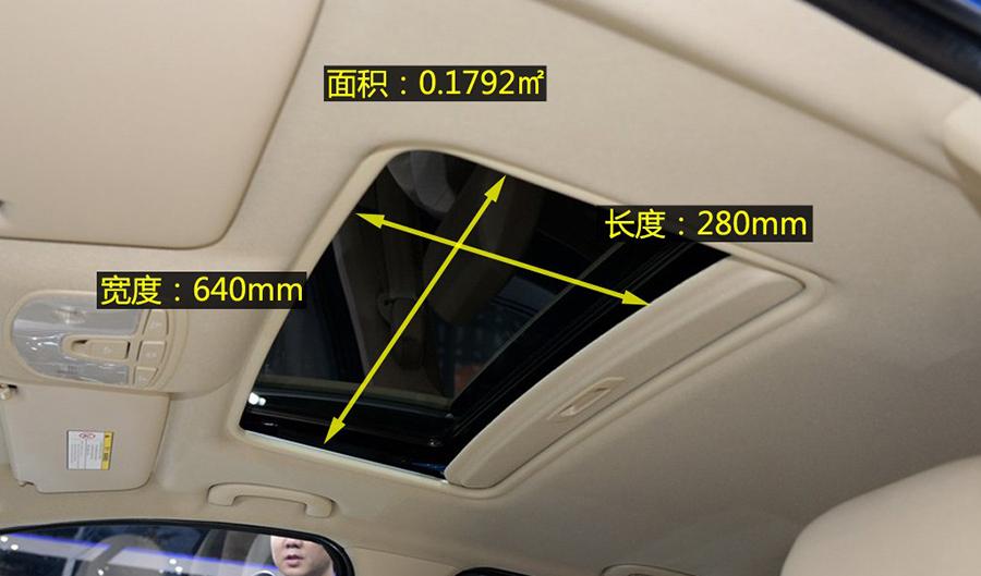 型车市场 实拍北京汽车绅宝D20高清图片