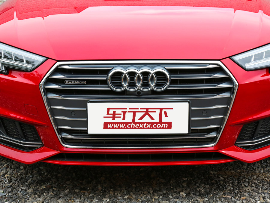 一汽奥迪全新A4L正式上市 售价29.98万起