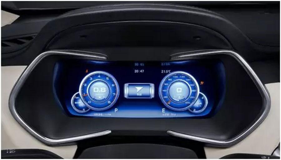 新时代智能SUV众泰T500正式上市