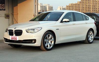 宝马5系GT赠全额购置税和全车保险