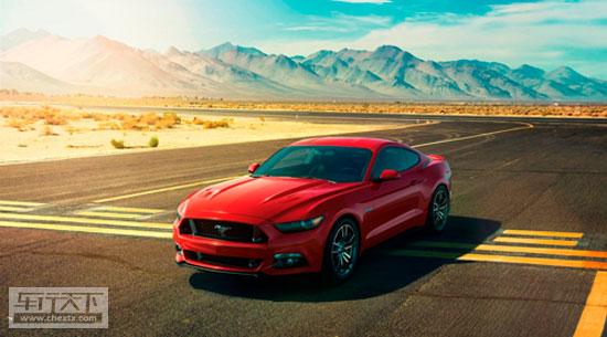 福睿斯 新福特Mustang引领福特在华产品阵容