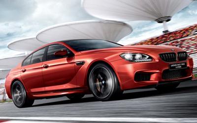 M5/M6马年限量版上市 售197.8/276.8万