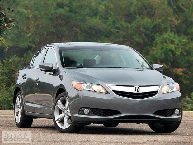 讴歌推出新款ILX车型 配置升级价格上涨