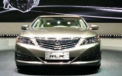 2014北京车展:讴歌RLX混动四驱版发布