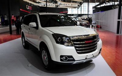 哈弗H5智尊版新车上市 9.48-12.38万