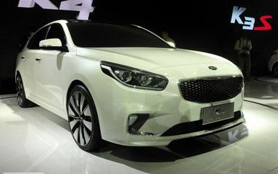K4/新款智跑/小型SUV 起亚将推三款新车