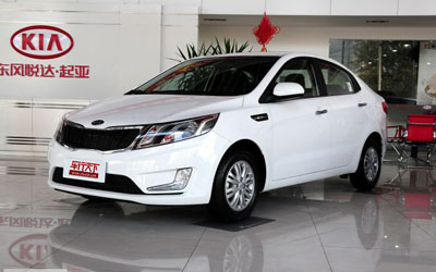 起亚K2店内有现车销售 购车优惠4000元