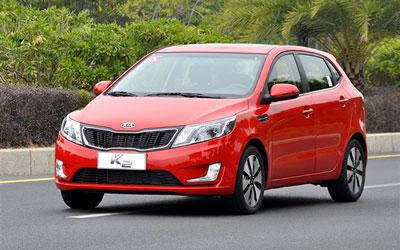 东风悦达起亚将推出K2十周年特别版车型