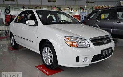 2012款赛拉图购车手册 推荐1.6L GL MT