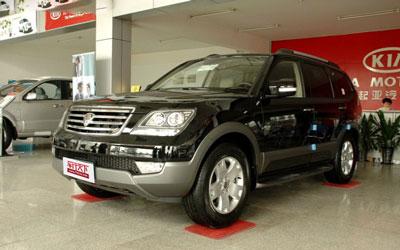 进口起亚霸锐现车销售 购车优惠2.5万元