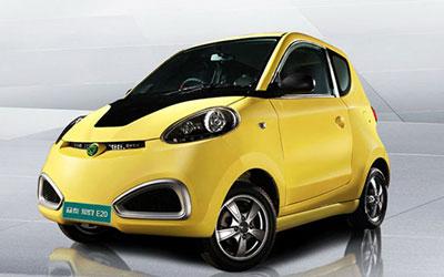 众泰知豆电动车售价公布 仅售10.88万元