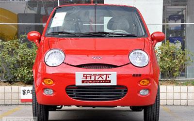 售2.68万元 奇瑞QQ3推出暑期限量版车型