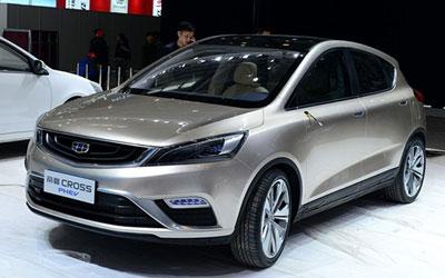 吉利新能源车型计划:EC7混动版年底上市