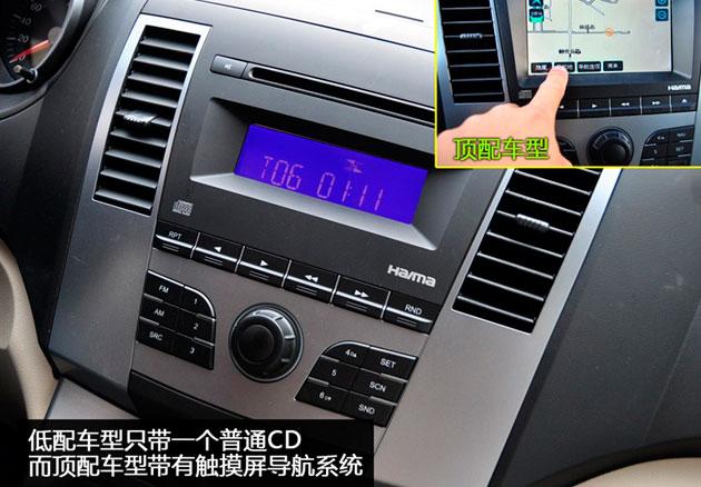 海马7空调电路图