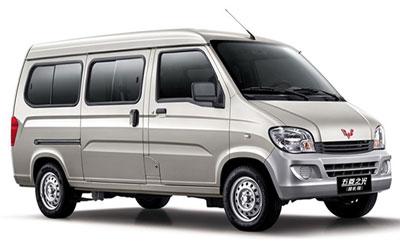 新款五菱之光加长版上市 配备VVT可变气门