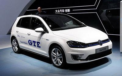 运动型新能源车 大众高尔夫GTE明年将引入