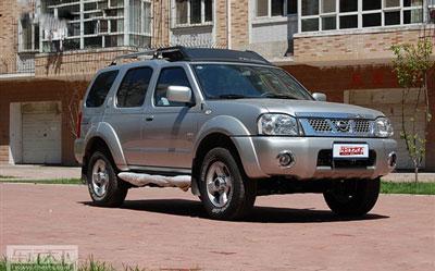 25万元左右热门SUV车推荐--帕拉丁