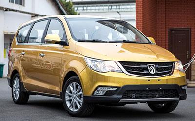 宝骏730车型已下线 预计7月底上市销售