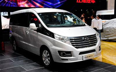 瑞风M5将于上海车展上市 内饰进一步提升
