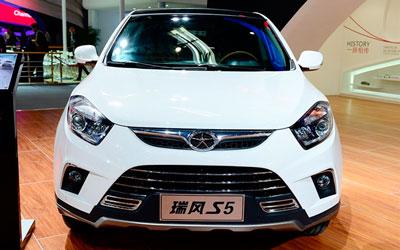 江淮汽车瑞风S5 1.5T DCT版曝光