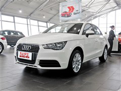 奥迪A1售价稳定 少量现车销售中