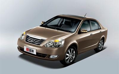 吉利新远景新上市 首推1.5L车型