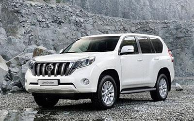 丰田将于2015年在中国投产2.7L普拉多