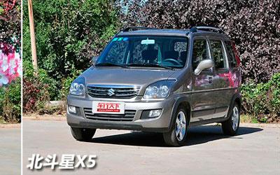 5万元级别小车的对话 欧力威PK北斗星X5