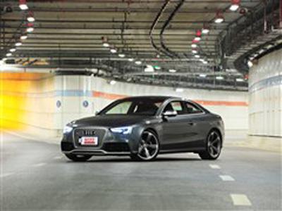 购奥迪RS 5享6万元优惠 有少量现车售