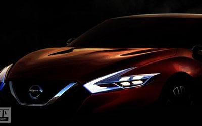 日产概念版运动型轿车将亮相底特律车展