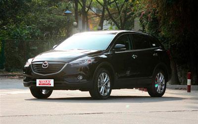 购车可优惠5000元 马自达CX-9少量现车