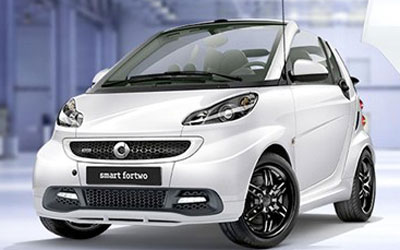 smart fortwo Brabus Fan edition发布