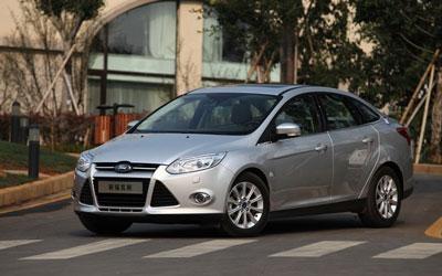 福克斯购车优惠1.8万元现金 现车销售