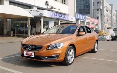 沃尔沃S60L油电混动版将在北京车展发布