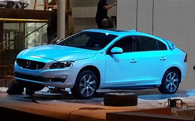 2014北京车展探馆 沃尔沃S60L混动版