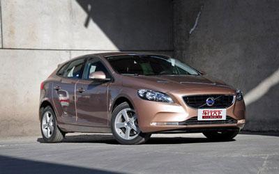 8月份上市 沃尔沃将引入V40 1.6T车型