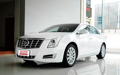 凯迪拉克XTS最高现金优惠3万 现车充足