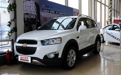 科帕奇最高优惠2.6万元 全系有现车销售