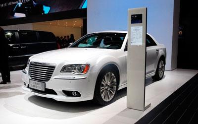克莱斯勒300C 3.0L于2014北京车展上市