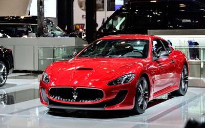 玛莎拉蒂GT特别版于2014北京车展发布