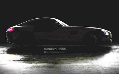 奔驰AMG GT将10月首发 明年3月份销售