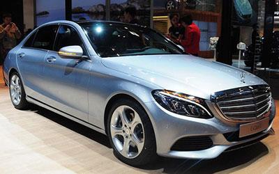 奔驰新C级长轴距版8月上市 预售37-49万