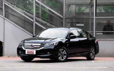 近期本田雅阁优惠1.8万元 现车销售
