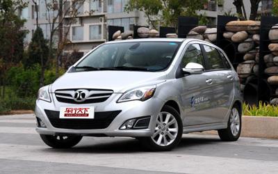 北京新能源车补贴目录发布 两款车入围