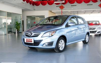 北汽E150 EV北京上市 售22.08-23.08万
