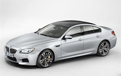 宝马即将推出M6 GranCoupe 预计后年上市