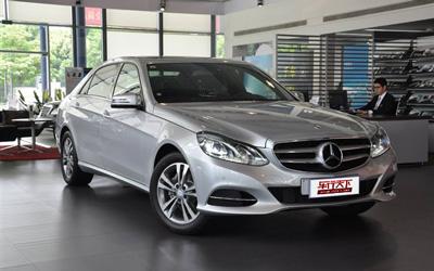 奔驰E级/GLK将推新车型 售价最高降5万