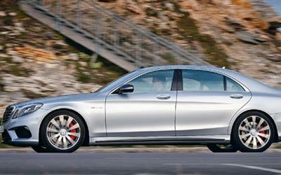 极速行宫 体验梅赛德斯-奔驰S63 AMG