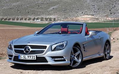 新款奔驰SL或于2019年上市 与SLK共享平台