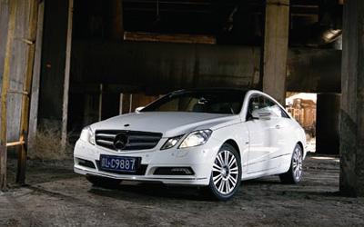 双门轿跑导购之闲适的奔驰E260 Coupe